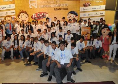 I Versión Olimpiadas de Emprendimiento 2011
