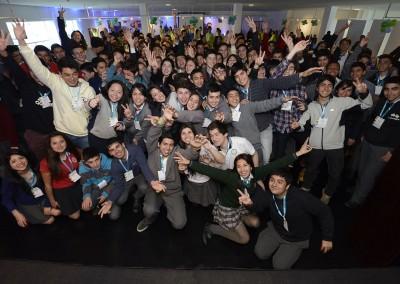 IV Versión Olimpiadas de Emprendimiento 2014